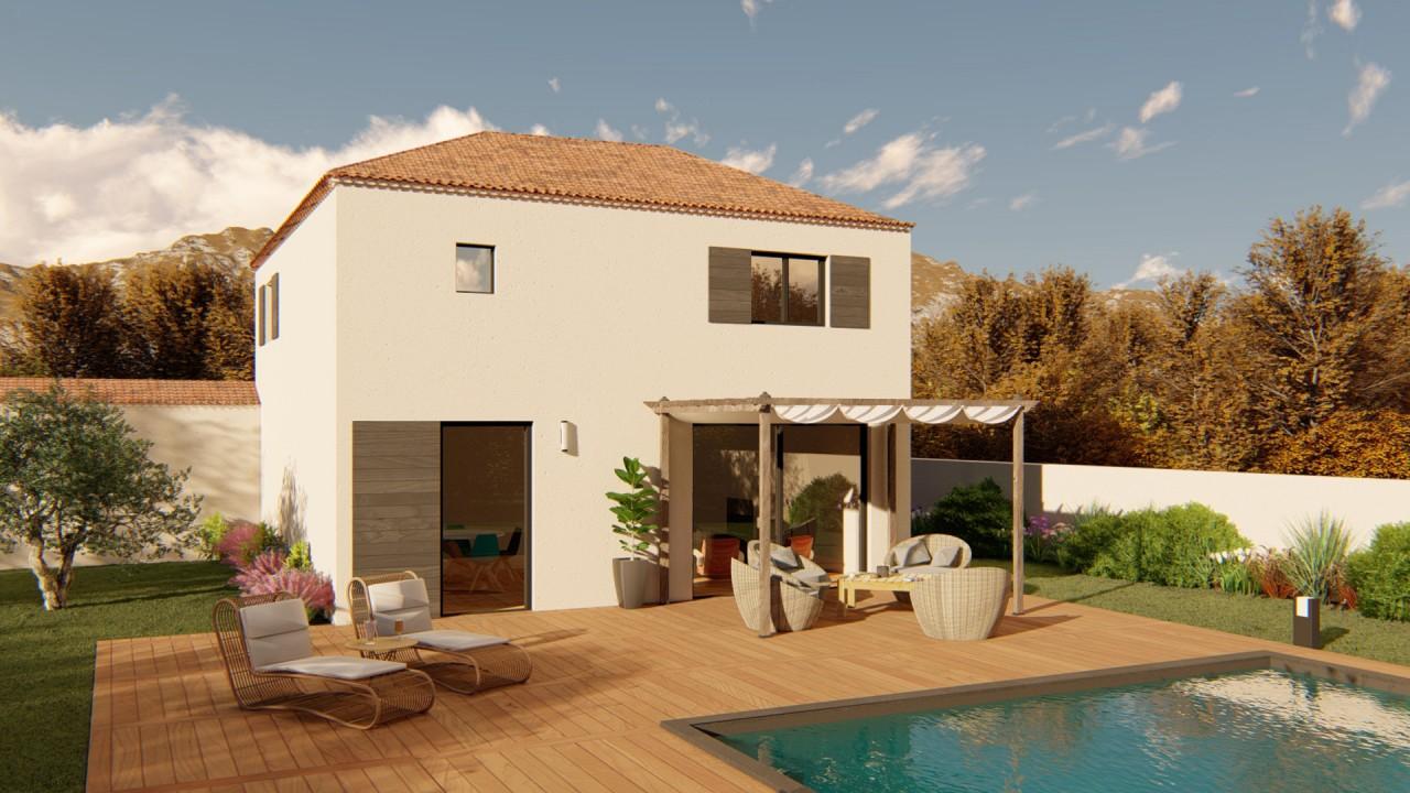 245 260 € Terrain + Maison Les Valayans